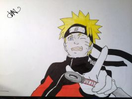 Naruto - Promarker Attempt by EcstaticKaoru