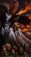 Smaug by Anniez19