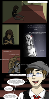 OCT Underworld Round 1 [ The messanger ] pg 1 by Nox-ious