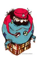 -Super Scary Mario 2007- by kichisu