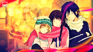Noragami Wallpaper - @kingwallpaper by Kingwallpaper