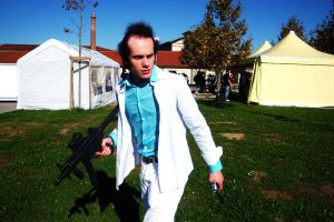 LFD2 Nick cosplay 06 by Martin-Redfield