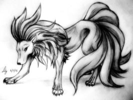 Nine Tails by 8lizzie8