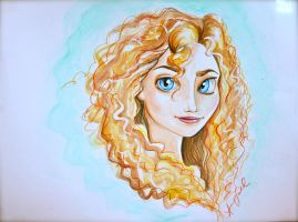 Merida by AnnieIsabel