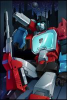 TF - IDW Perceptor by straya
