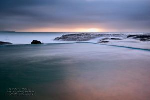 Whale Beach Ocean Pool by FireflyPhotosAust