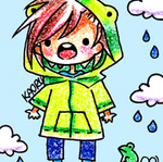 Rain by Colorful--Melody