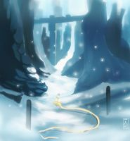 Journey- White by Oune