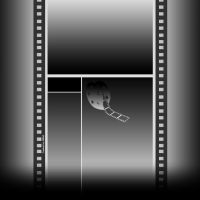 Film Reel YouTube Background by XM94