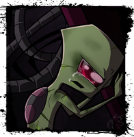 Why Does Everything Want to Hurt Zim? by WindWo1f
