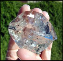 Herkimer Crystal by andromeda