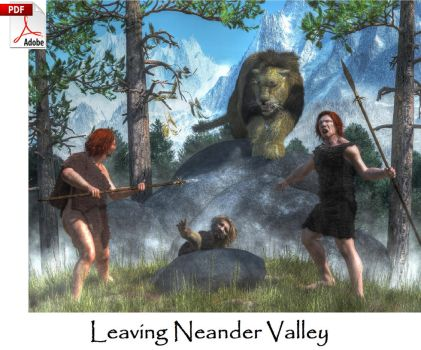 Leaving Neander Valley by sincebecomeswhy