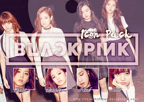 [ICON PACK] BLACKPINK by TsukinoFleur