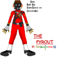 The Pyrout - Full body pic by spyaroundhere35