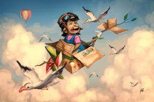 fly boy by Firnadi
