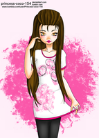 My pink shirt by Princess-CoCo-154