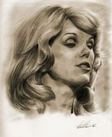 Joanna Lumley A1 Final by Marker-Mistress