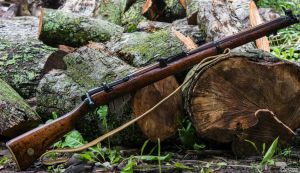 The Lee Enfield No3 mrk 1 - BSA 1915 by spaxspore
