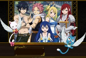 Fairy Tail Official Cite by NatsuDrgonil