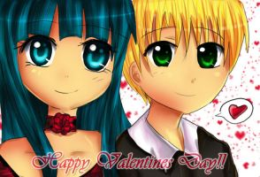 Happy Valentines Day 2011 by Aleriy