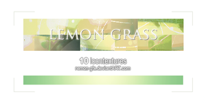 10 icon textures - lemon grass by remon-gfx