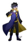 Static Shock - Color by Chipo811