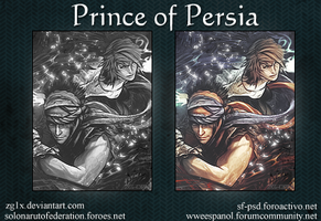 Prince of Persia Avatar by Zg1X