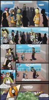 TDA: E1 Part 1/3: Training by ClimbTheCastleWalls