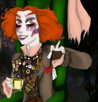 Twisted Wonderland:Mad hatter by lilka23
