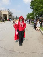 Anime North 2012 - Black Butler by TehTig3r