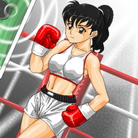 Boxer Kagome by anbx by Patriot1776