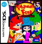 Phineas Ferb and Master of Magic Nintendo DS by firerirock
