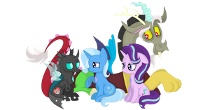 Reformed Four by Squipy-Cheetah