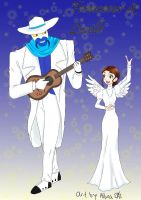 Francoeur and Lucille by TheArtgrrl