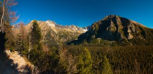 the way to Popradske Pleso by burys
