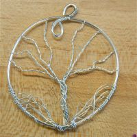 Tree of Life Pendant by caerul