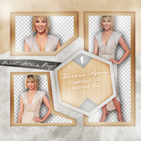 +Photopack png de Dianna Agron. by MarEditions1