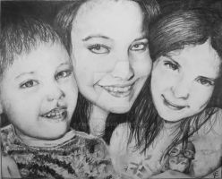 Portrait Family by fawer86