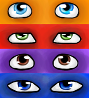 TMNT-The Eyes Have It by FlashyFashionFraud