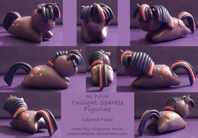 MLP Figurine: Twilight Sparkle (Luminescent) by EleanoraHoshi