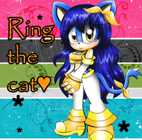 point commission: Ring the cat by LiaMenietowLove