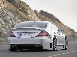 CLS Wide body by carsrus