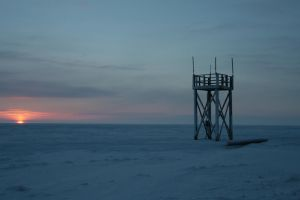 Arctic tower 1 by Arctic-Stock
