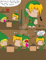 Zelda OoT Comic 10 by Dilly-Oh