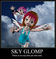 Sky Glomp by Damaged927