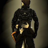 Deus Ex: Like a Hengsha Whore by ColAutumnsOvercoat