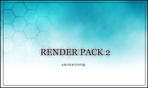 Render Pack 2 by AngerFist