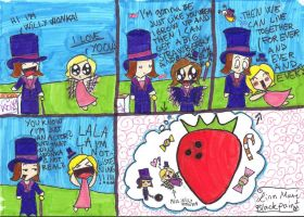 WILLY WONKA by BlackPaint