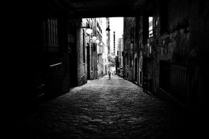 Alley by SoraBelle