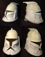 Clonetrooper Helmet - Bondo (1/x) by Techxu